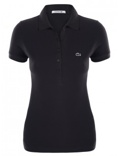 Polo lacoste mujer - forest green