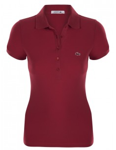Polo lacoste mujer - mint