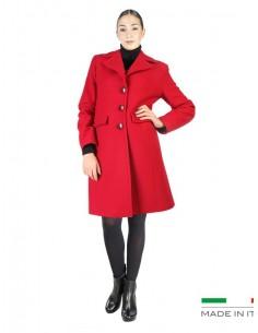 Fontana 2.0 abrigo AZZURRA - rojo