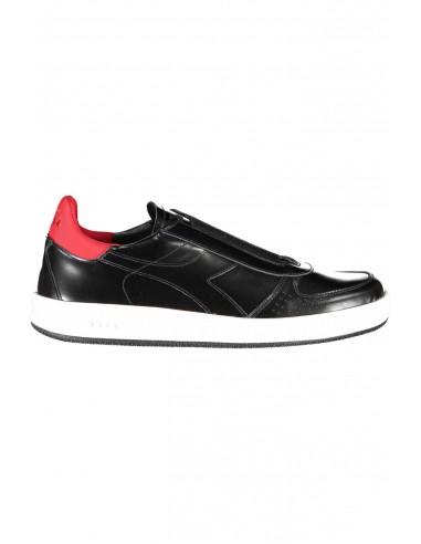 DIADORA HERITAGE unisex calzado ELITE ITALIA Design black