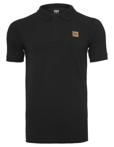 Polo Urban Classics heavy cotton - gris