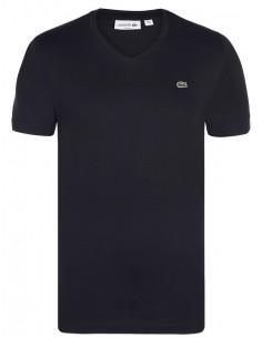 Lacoste camiseta para hombre - Negra