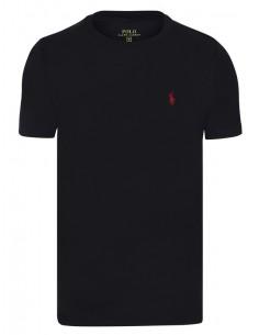 Camiseta icónica small pony negra