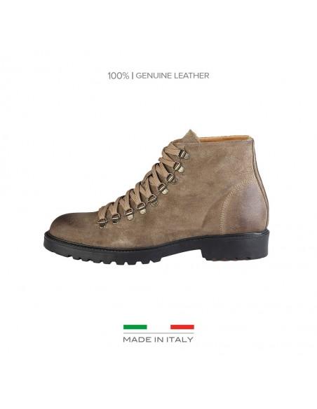 Botines de hombre Made in Italy - Ferdinando verde