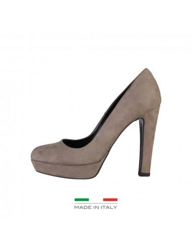 Made in Italia zapatos tacón - ALFONSA marron