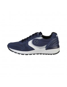 Zapatillas Sparco running retro Hidden - blue