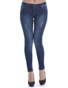 Jeans Sir Raymond Tailor woman - 1362-Blue