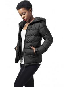 Urban Classics chaqueta acolchada - black