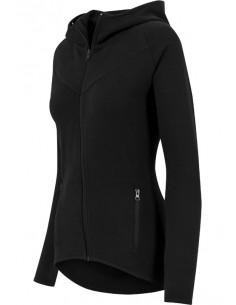 Urban Classics Sudadera woman athletic - black
