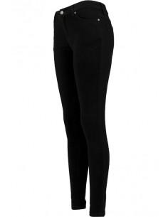 Pantalones de mujer skinny Urban Classic - black