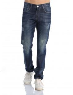 Jeans Giorgio di mare - 6080- Navy