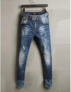 P.Plein Jeans blue denim para hombre