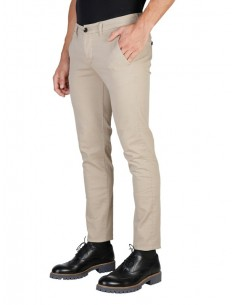 Pantalón Oxford university - Khaki washed