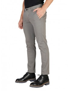 Pantalón Oxford university - grey washed