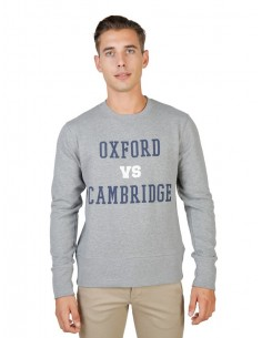 Sudadera Oxford univeristy - grey