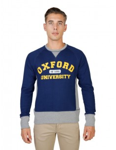 Sudadera Oxford univeristy reglan - navy