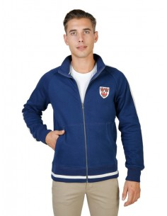 Chaqueta sudadera Oxford univeristy queens - navy