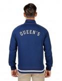 Chaqueta sudadera Oxford univeristy queens - navy