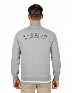 Chaqueta sudadera Oxford univeristy trinity - grey