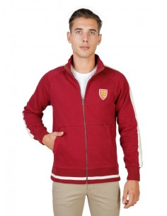 Chaqueta sudadera Oxford university oriel - red