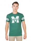 Camiseta Oxford university Tmagadalen - stripped green
