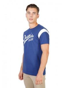 Camiseta Oxford university varsity - navy