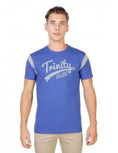 Camiseta Oxford university varsity - royal