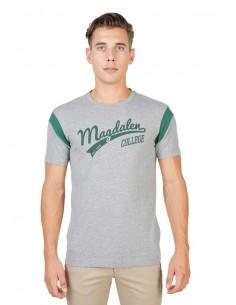 Camiseta Oxford university varsity - grey