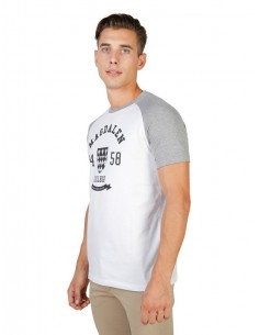 Camiseta Oxford university reglan - grey