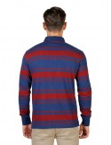 Polo rugby Oxford university - red