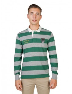 Polo rugby Oxford university - green