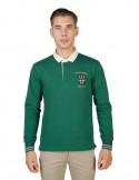 Polo Oxford university - green