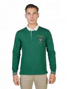 Polo Oxford university - green