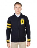 Cardigan Oxford university Teddy - navy