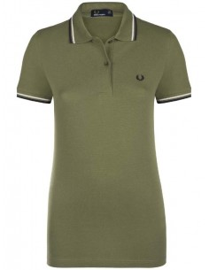 Polo Fred Perry woman - Oliva