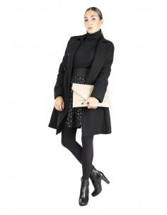 Fontana 2.0 abrigo MARZIA - negro Talla XL