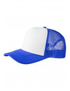 Gorra de Beisbol Masterdis rejilla - azul/blanca