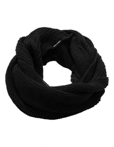 Bufanda de tubo de urban classics - negra