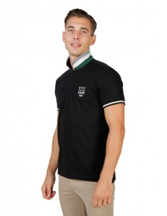 Polo Oxford university - black