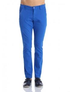 Pantalon Giorgio di mare tipo chino GDM9 royal