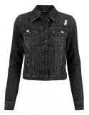 Chaqueta denim Urban Classics - black washed