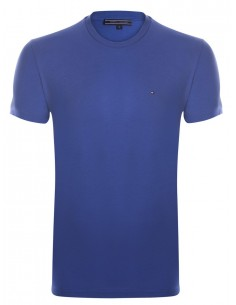 Camiseta Tommy básica royal