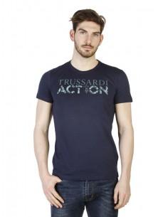 Camiseta Trussardi - Action Marino