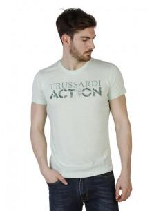Camiseta Trussardi - Action Verde claro