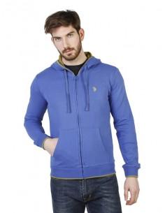 Jersey con capucha U.S. Polo Assn - azul