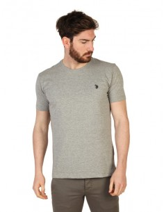 Camiseta US Polo Assn - gris