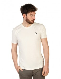 Camiseta US Polo Assn - blanca