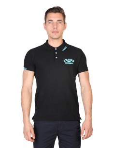 Polo Oxford university - negro