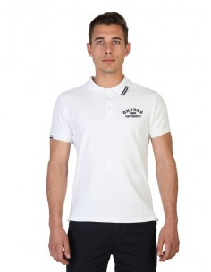 Polo Oxford university - blanco