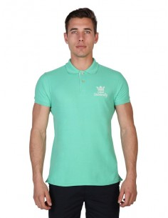 Polo Oxford university - Verde